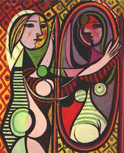 Picasso - Girl